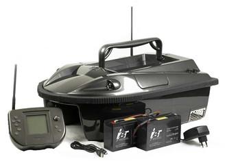 Mivardi Zavážecí loď Carp Scout - Nová generace + echolot s GPS