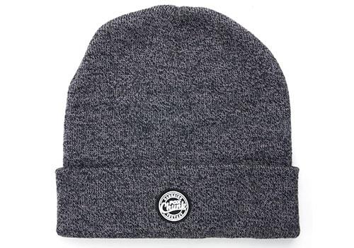 Fox Zimní čepice CHUNK Grey/Black Marl Beanie