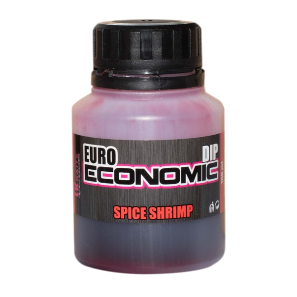LK Baits Dip Euro Economic Spice Shrimp 100ml