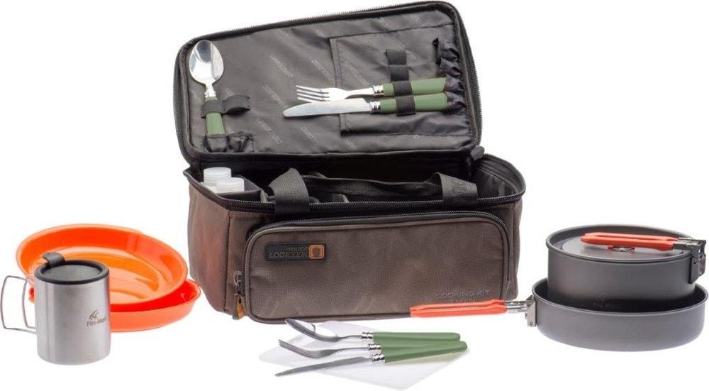 Prologic Jídelní set Logicook Cooking Kit 2 Man