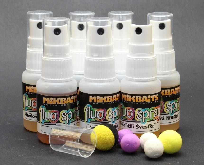 Mikbaits Pop-up spray 30ml - Ananas N-BA