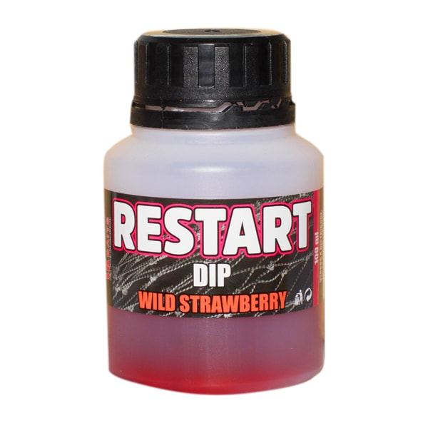 Fotografie LK Baits Dip ReStart Wild Strawberry 100ml
