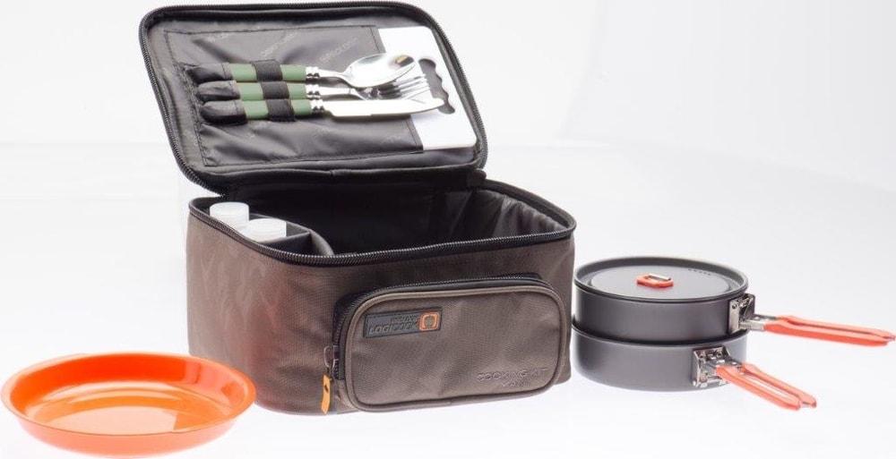 Prologic Jídelní set Logicook Survivor Cooking Kit 1 Man