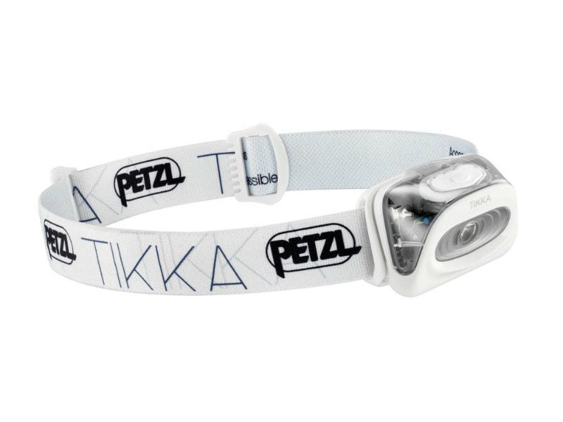 Petzl Čelovka Tikka E93HFE bílá