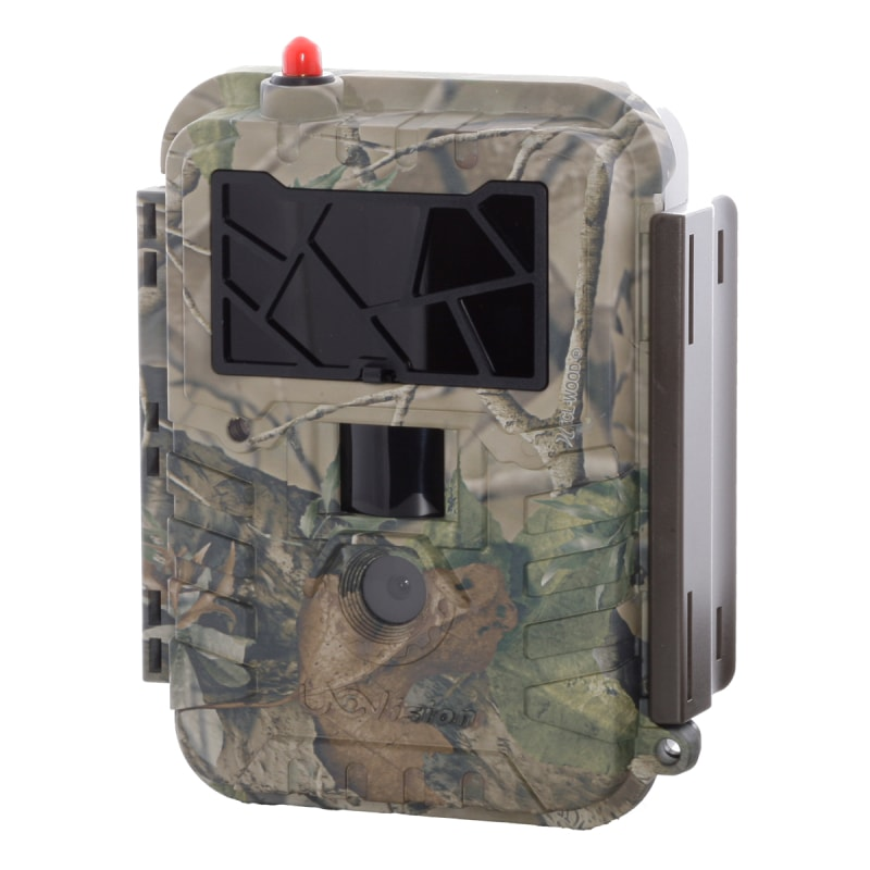 UOVision Fotopast UM 595 2G + SD karta 16 GB , měřič baterií a sada baterií