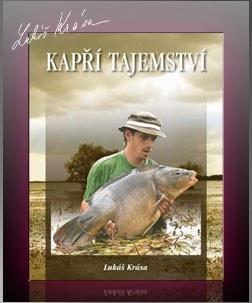 LK Baits Kniha Kapří tajemství - Lukáš Krása