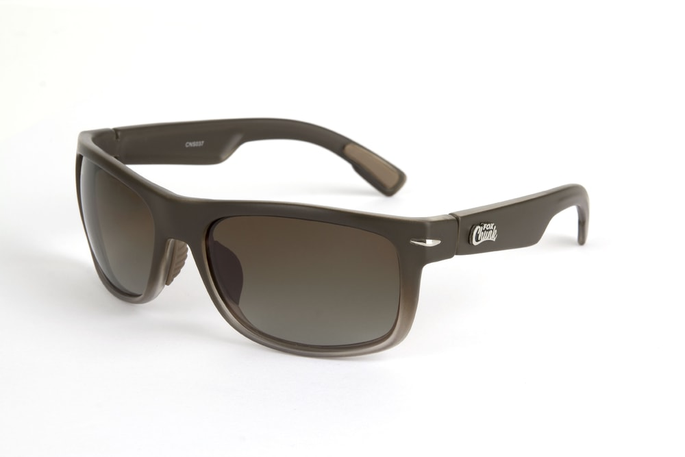 Fox Polarizační brýle Chunk Avius Sunglasses - Hnědý rám/hnědé čočky