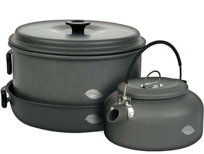 Wychwood Kuchyňská sada 6-dílná 6 Piece Pan & Kettle Set