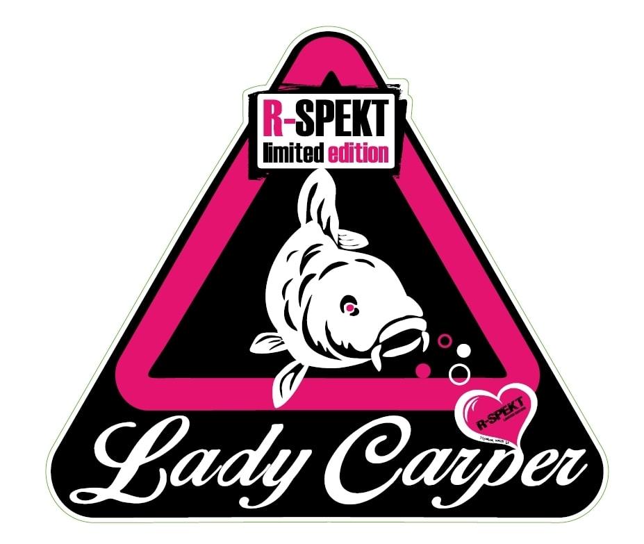 R-Spekt Samolepka Lady Carper  f08f7ea9c6