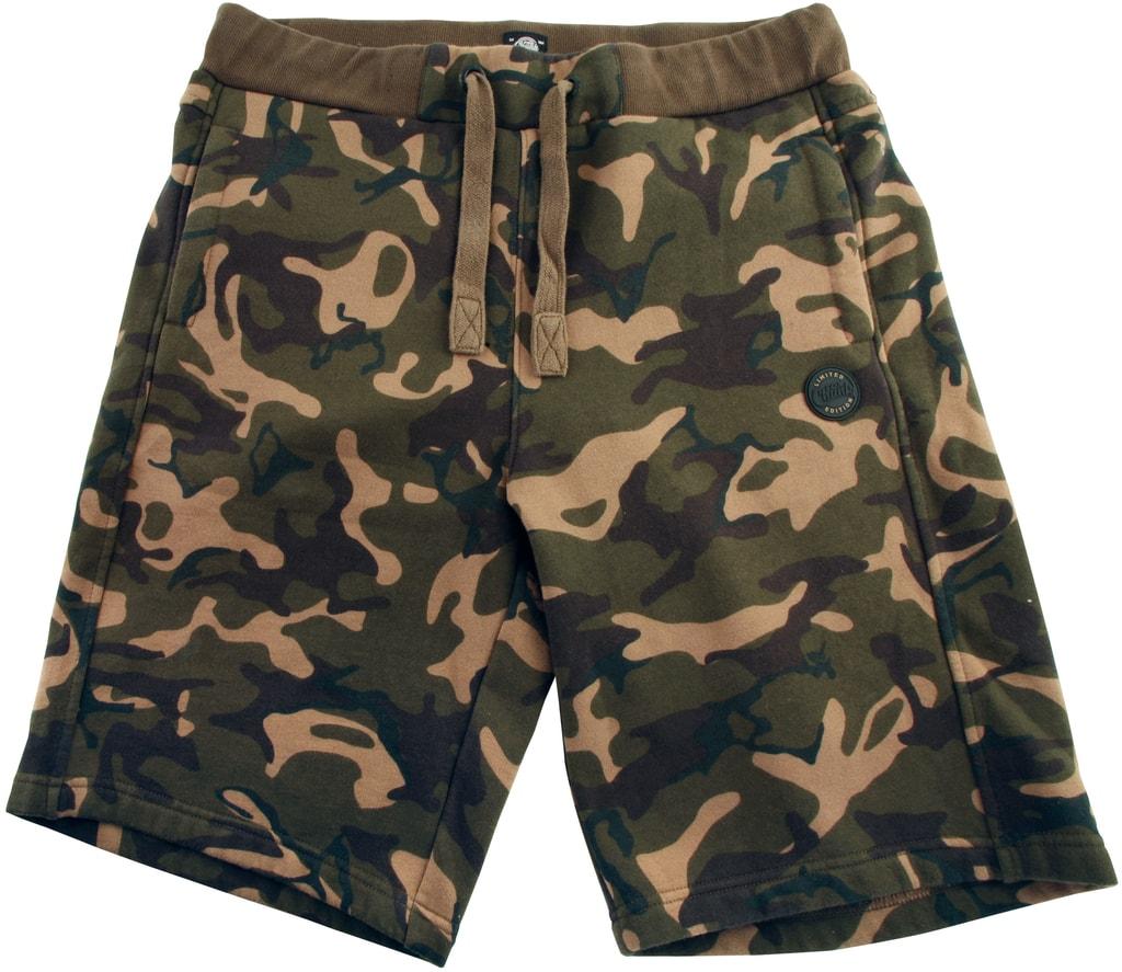 a3d2c64df24 Fox Kraťasy Chunk Camo Joggers Shorts