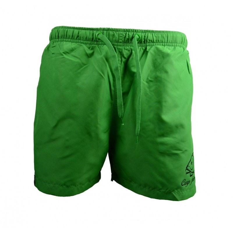 0b6f334a335 R-spekt Koupací šortky Carp Friend green