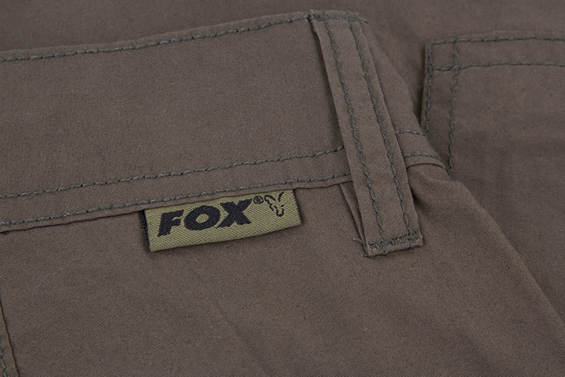 97834b706cc Fox Kraťasy Green   Black Lightweight Cargo Shorts