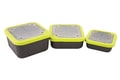 Matrix Box Bait Boxes Grey/Lime