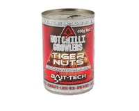 Bait-Tech Tygří ořech v nálevu Hot Growlers Tiger Nuts 400g