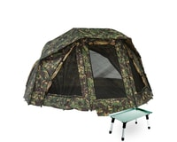 Giants Fishing Umbrella Brolly Exclusive Camo 60 + stolek Bivvy Table ZDARMA!