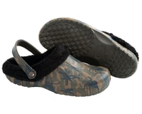 Fox Nazouváky Chunk Camo Fleece Clogs