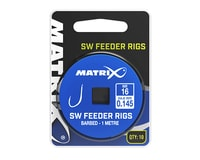 Matrix Návazec 1M SW Feeder Rigs 10ks