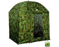 Giants Fishing Deštník Full Cover Square Camo Umbrella 250cm