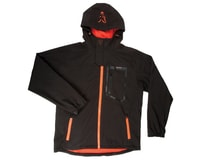 Fox Softshellová Bunda Softshell Jacket Black/Orange