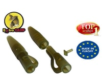 Extra Carp Závěska na olovo Lead clip with Tail Rubber 10ks