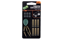 Fox Set na výrobu montáží Edges Tungsten Chod Bead Kit