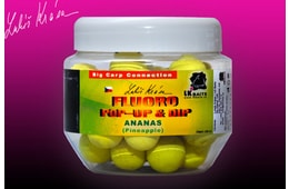LK Baits POP UP Fluoro G-8 Pineapple 14mm 150ml