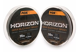 Fox Pletená šňůra Horizon Semi Buoyant Braid Camo