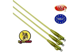 Extra Carp Safety Bolt Rig with Camo Tubing 3ks