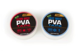 Fox PVA páska Edges PVA Tape Slow Melt 20m