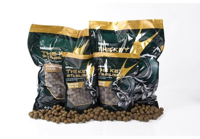 Nash Boilie The Key Stabilised Boilies