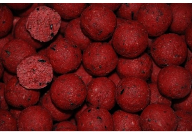 LK Baits Boilie ReStart Wild Strawberry 18mm 1kg