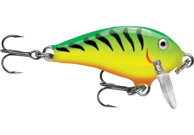 Rapala Wobler Fat Rap Mini Sinking FT