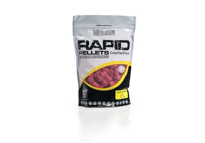 Mivardi Pelety Rapid Easy Catch 1kg