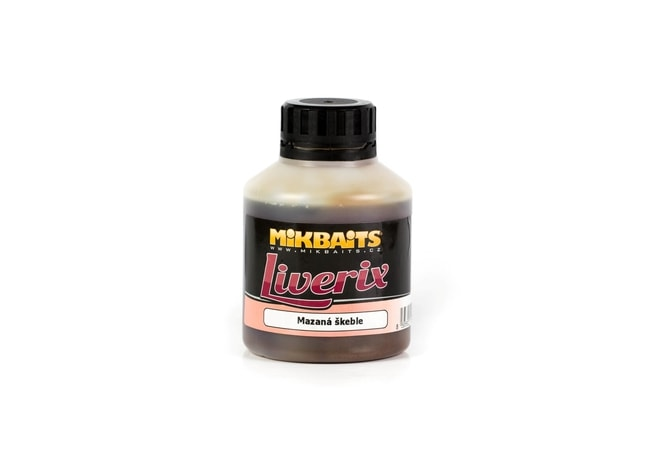 Mikbaits Booster LiveriX 250ml