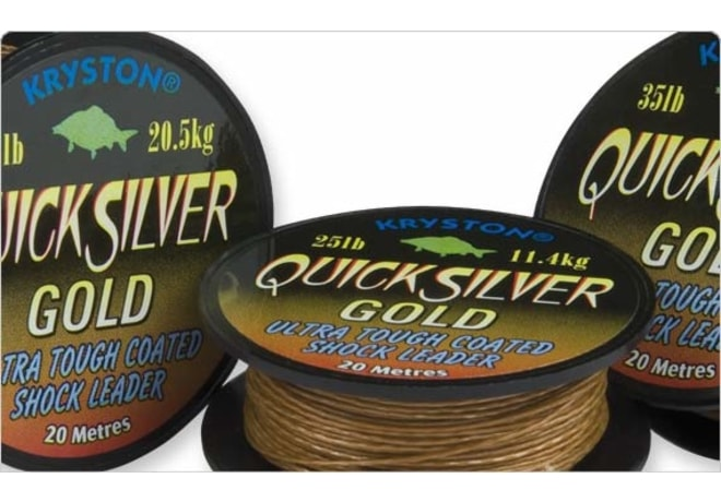Kryston QuickSilver Gold 20m