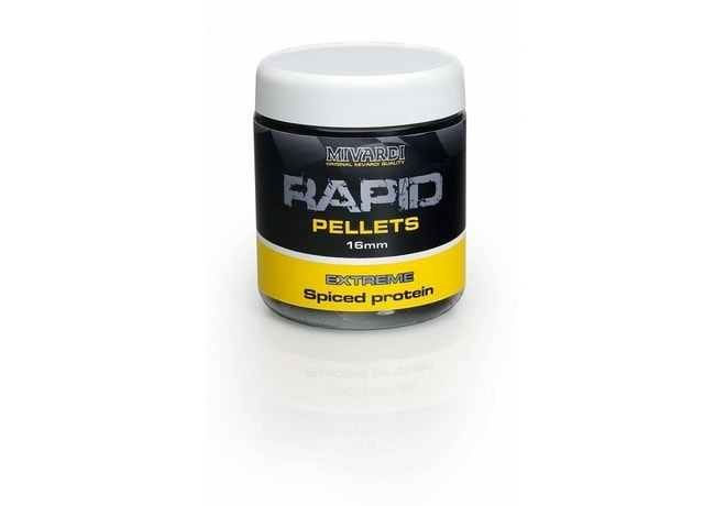 Mivardi Pelety Rapid Extreme Spiced Protein 150 g