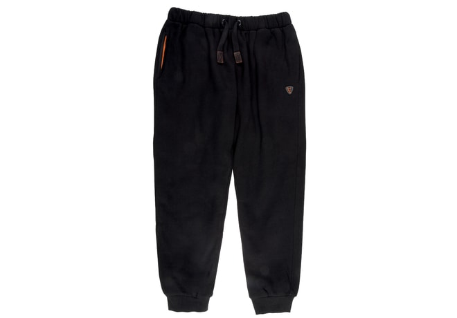 Fox Tepláky Heavy Lined Joggers Black/Orange