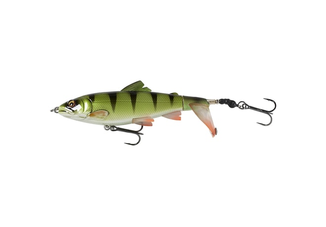 Savage Gear Umělá nástraha 3D SmashTail Minnow F Perch