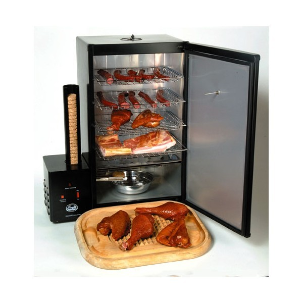 коптильня из холодильника с дымогенератором своими руками kartino4ki.ga