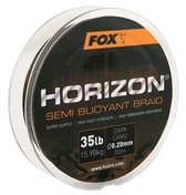 Fox Pletená šňůra Horizon Semi Buoyant Braid Camo - 0,20 mm 35lb