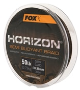 Fox Pletená šňůra Horizon Semi Buoyant Braid Camo - 0,30 mm 50lb