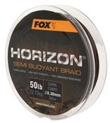 Fox Pletená šňůra Horizon Semi Buoyant Braid Camo - 0,30 mm 50lb
