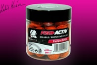 LK Baits Boilie Fish Activ 20mm 250ml - Compot NHDC