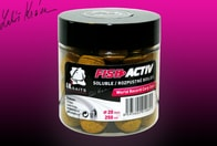LK Baits Boilie Fish Activ 20mm 250ml - World Record Carp Corn