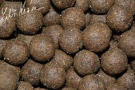 LK Baits Boilie Fish Activ 20mm 1kg - Mussel