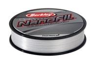 Berkley Nanofil 270m Průhledný - Nanofil 270m 0.12 (6,934kg) Průhledná