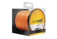 Fin Vlasec Neon Carp Žluto-oranžový - 0,28mm 13,1lbs 300m