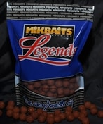 Mikbaits boilies Legends 1kg 24mm BigMiKs + BigS Oliheň&Javor