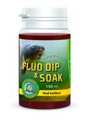 Chyť a pusť Fluo dip 150ml - Red halibut