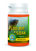 Chyť a pusť Fluo dip 150ml - Zahradní ovoce